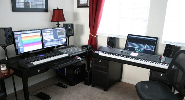 My Home Recording Studio 2.0 - Home Music Production