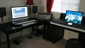 Miraculous Imac Home Music Production Largest Home Design Picture Inspirations Pitcheantrous