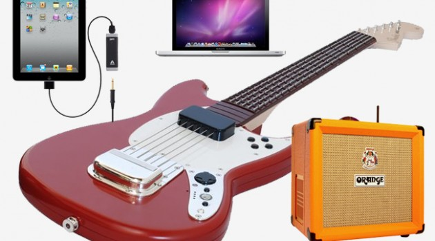 Three Easy Music Recording Setups for Guitarists
