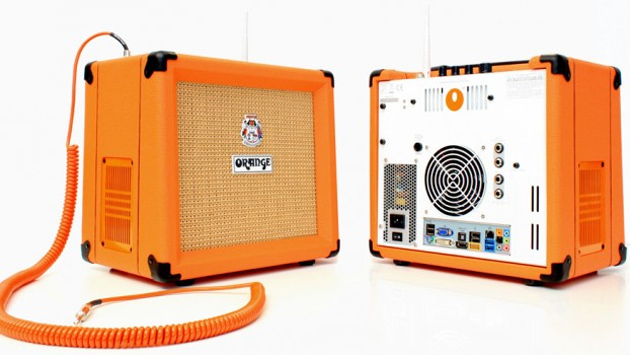 Three Easy Music Recording Setups for Guitarists - Orange OPC