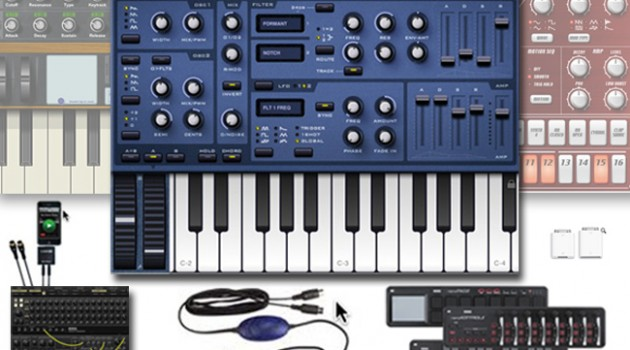 Using Your iPad as an External MIDI Synth or Drum Machine