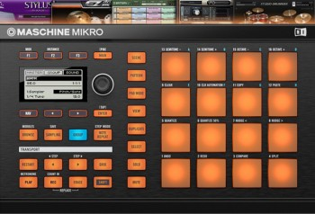 Virtual Drums that Rock! - NI Maschine