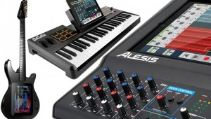 iPad Integrated Music Production Hardware