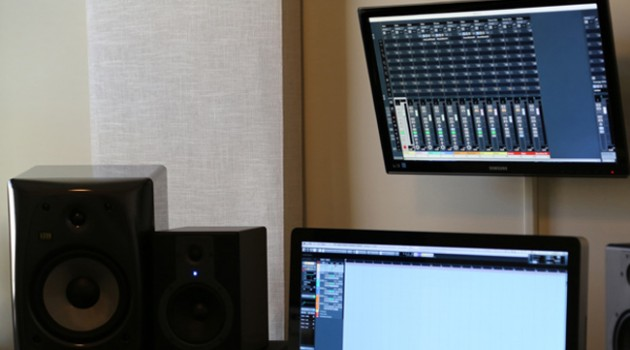DIY Build Acoustic Panels for your Home Studio