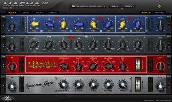 Nomad Factory MAGMA Effects Plugin Review