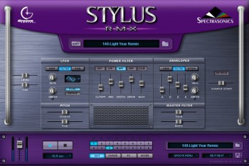 Home Music Production - Virtual Drums that Rock! Stylus RMX