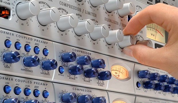 Using Compressors for the Overall Mix - Home Music Production